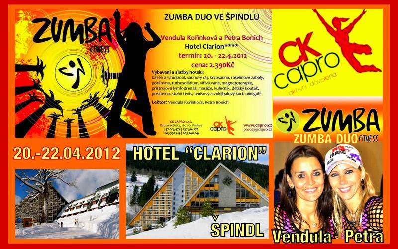 A long weekend in czech for Sideboard zumba