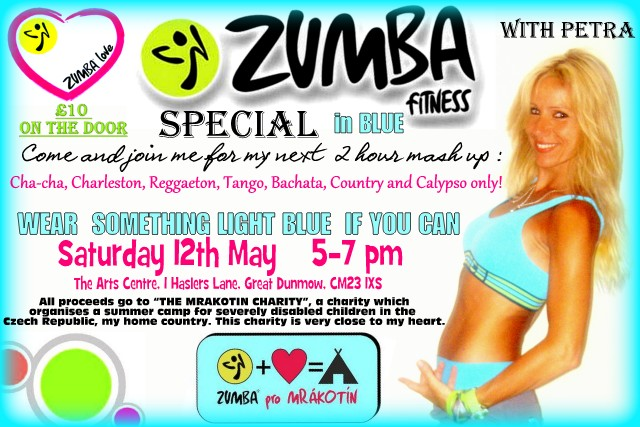 For more info visit their facebook page for Sideboard zumba